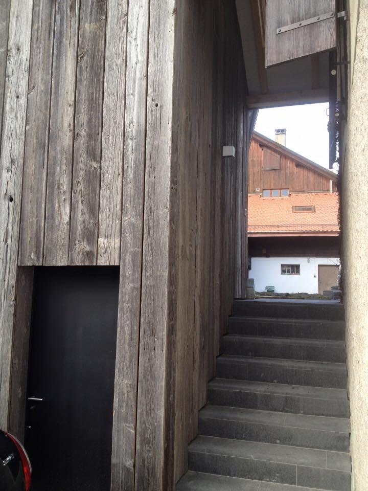 Habillage ext rieur la grange bois for Habillage bois exterieur