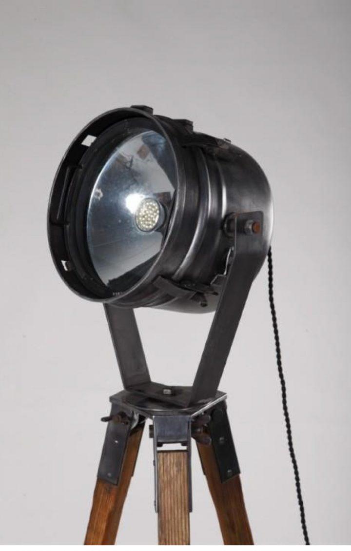 LAMPE ARMEE