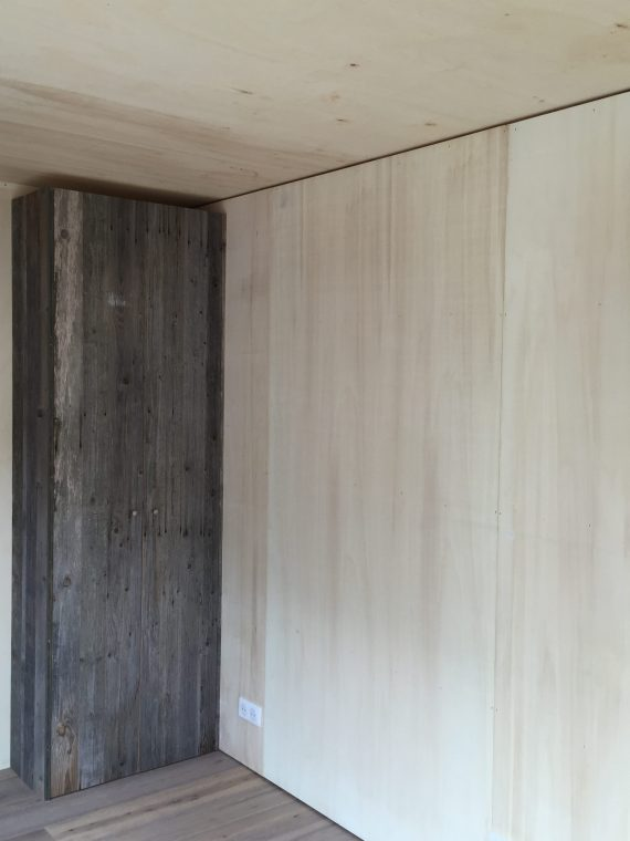 Intérieur Woody