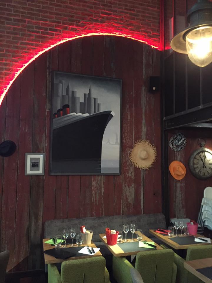 Decoration Interieure Bois : Décoration intérieure bois anciens la grange à